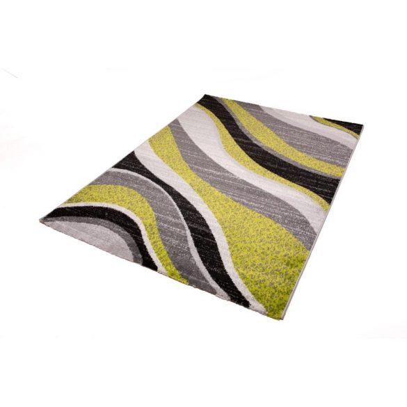 Barcelona C191B_FMF25 zöld modern mintás szőnyeg 160x230 cm