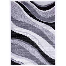 Barcelona C191B_FMF27 szürke modern mintás szőnyeg  80x150 cm