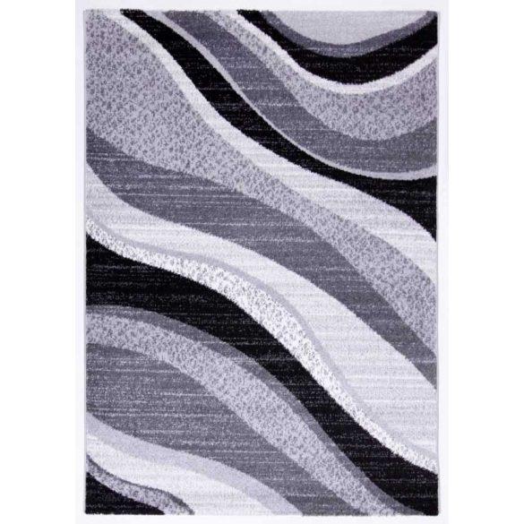 Barcelona C191B_FMF27 szürke modern mintás szőnyeg  60x110 cm