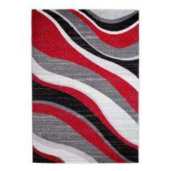 Barcelona C191B_FMF24 piros modern mintás szőnyeg  80x150 cm