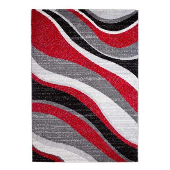 Barcelona C191B_FMF24 piros modern mintás szőnyeg 160x230 cm
