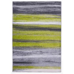 Barcelona C194A_FMF55 zöld modern mintás szőnyeg  80x150 cm