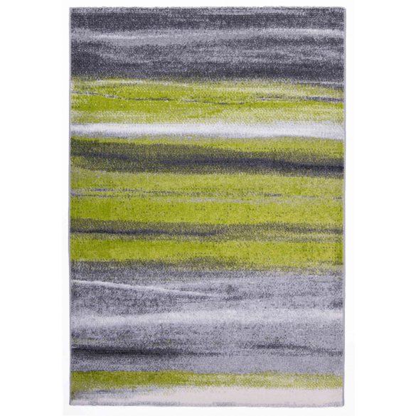 Barcelona C194A_FMF55 zöld modern mintás szőnyeg 160x230 cm