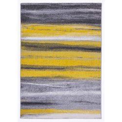 Barcelona C194A_FMF68 sárga modern mintás szőnyeg  80x150 cm