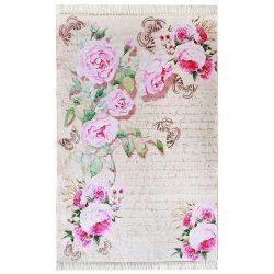 Caimas 2130 rózsás modern mintás szőnyeg 160x 230 cm