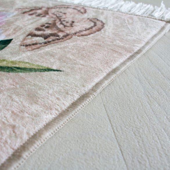 Caimas 2130 rózsás modern mintás szőnyeg 120x 170cm