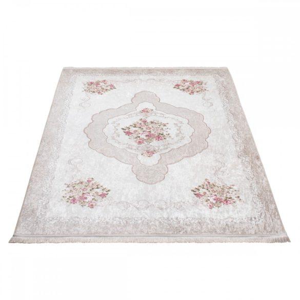 Caimas 2910 bézs klasszikus mintás szőnyeg  120x 170 cm