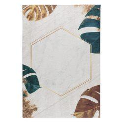 Caimas 2992 modern levél mintás szőnyeg 180x 280 cm