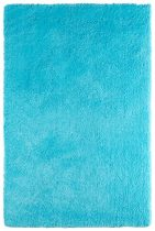 Carnival türkiz szőnyeg 110x140 cm - Utolsó darab, egyedi méretezés