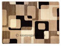 Caramell kockás2 szőnyeg 120x170 cm