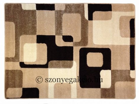 Caramell kockás2 szőnyeg 160x220 cm