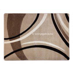 Caramell vonalas szőnyeg 160x220 cm