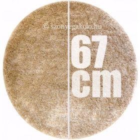 67 cm átmérőjű