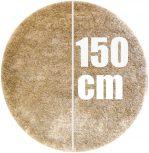 150 cm átmérőjű