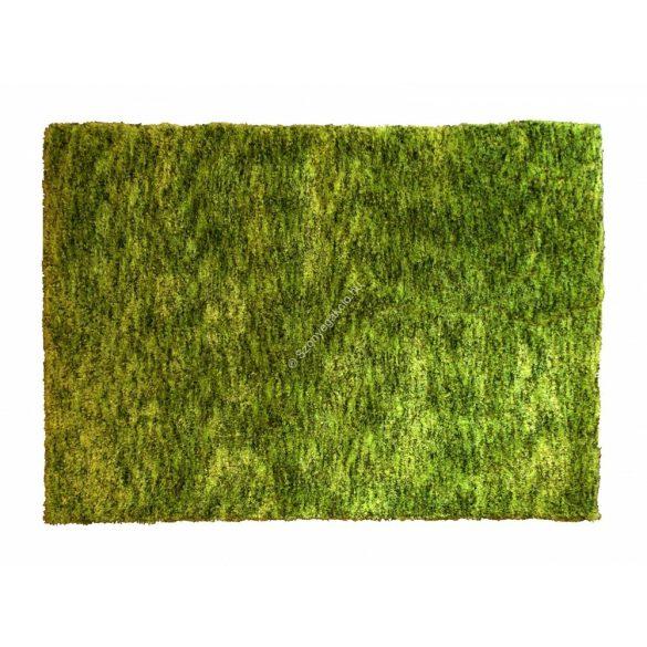 Chill out 510 green szőnyeg  80x150 cm - UTOLSÓ DARAB!