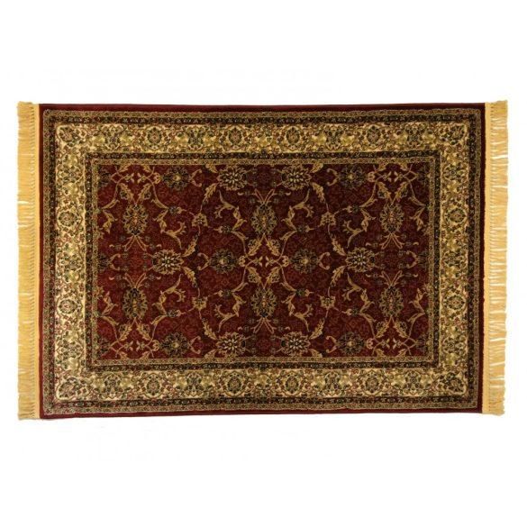 Classic bordó 1861 teli indás szőnyeg 160x220 cm