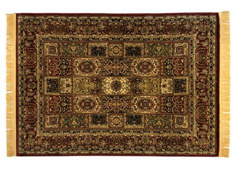 Classic bordó 1862 ablakos szőnyeg 120x170 cm
