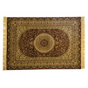 Classic bordó 2159 középmintás szőnyeg  80x150 cm