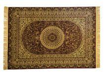 Classic bordó 2159 középmintás szőnyeg 120x170 cm