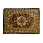 Classic bordó 2159 középmintás rojt nélküli szőnyeg  80x150 cm