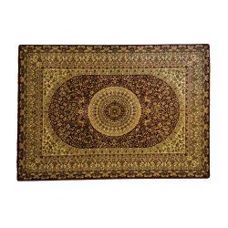 Classic bordó 2159 középmintás rojt nélküli szőnyeg 160x220 cm