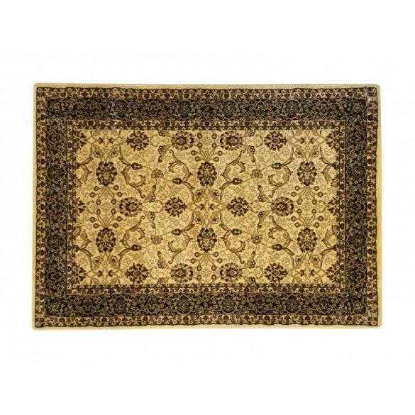 Classic L.Beige 1861 teli indás rojt nélküli szőnyeg 120x170 cm