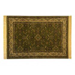Classic zöld 1861 teli indás szőnyeg 160x220 cm