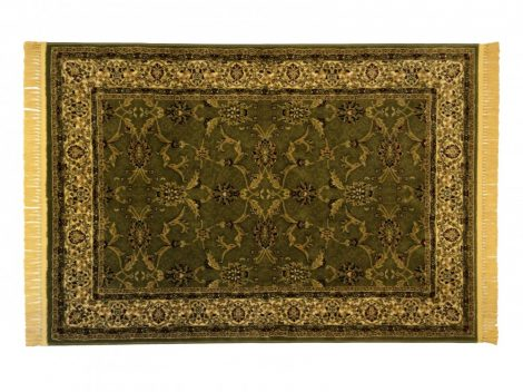 Classic zöld 1861 teli indás szőnyeg 200x280 cm