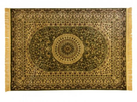 Classic zöld 2159 középmintás szőnyeg 200x280 cm