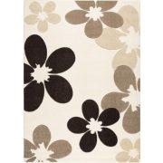 Cream virágos szőnyeg 200x280 cm
