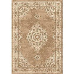 Ottoman D133A_FMA67 bézs klasszikus mintás szőnyeg  80x150 cm