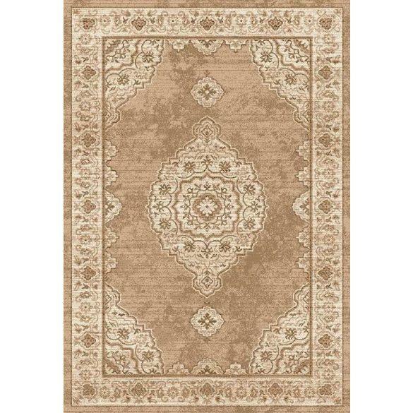 Ottoman D133A_FMA67 bézs klasszikus mintás szőnyeg  60x110 cm