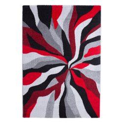 Barcelona D569A_FMF24 piros modern mintás szőnyeg  80x150 cm