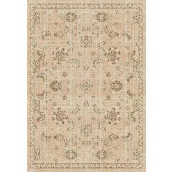 Ottoman D730A_FMA66 bézs klasszikus mintás szőnyeg  80x150 cm
