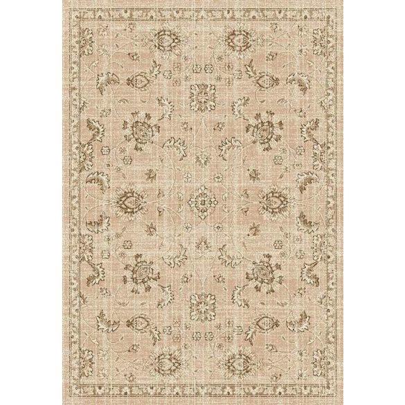 Ottoman D730A_FMA66 bézs klasszikus mintás szőnyeg 160x230cm