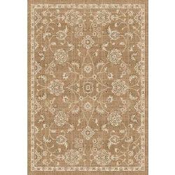 Ottoman D730A_FMA77 barna klasszikus mintás szőnyeg  80x150 cm