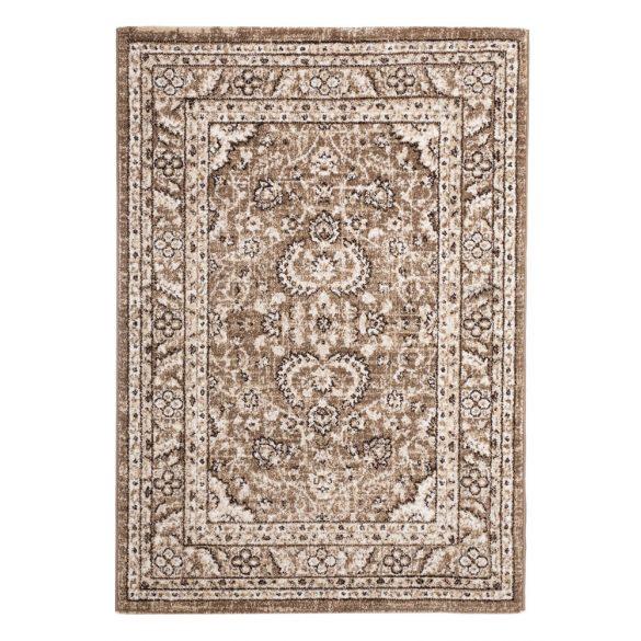 Ottoman D740A_FMA77 bézs klasszikus mintás szőnyeg 200x290 cm
