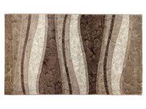 Deniz 112 Vizon/ barna vonalas szőnyeg  80x150 cm - A KÉSZLET EREJÉIG!