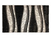 Deniz 119 Gri/ szürke vonalas szőnyeg 200x290 cm