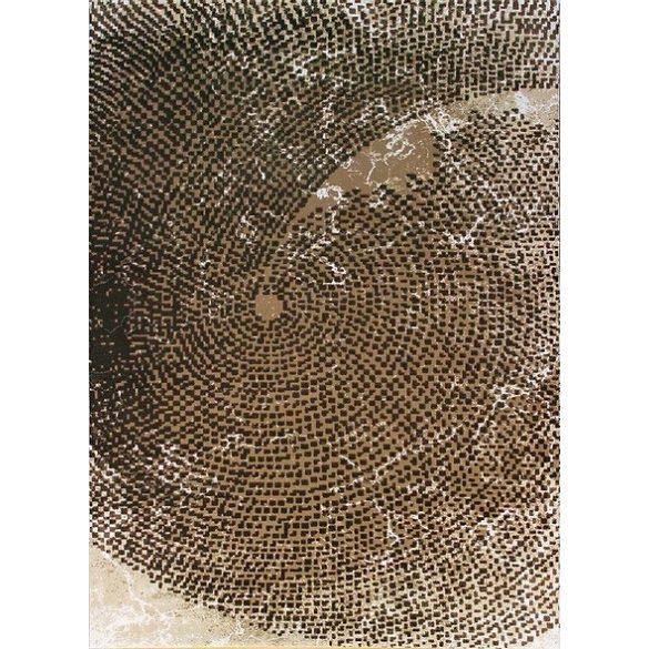 Dizayn 2218 bézs szőnyeg 160x230 cm