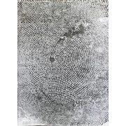 Dizayn 2218 szürke szőnyeg 240x330 cm