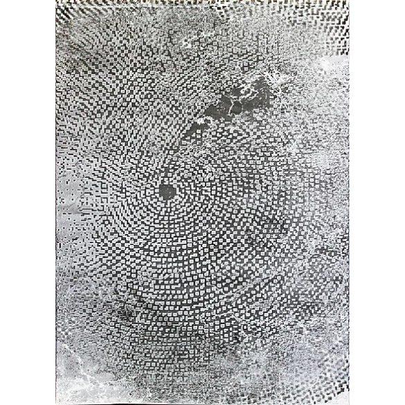 Dizayn 2218 szürke szőnyeg  80x150 cm