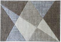 Efes 7479 bézs modern mintás szőnyeg 120x170 cm