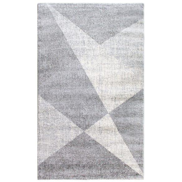 Efes 7479 szürke modern mintás szőnyeg 120x170 cm