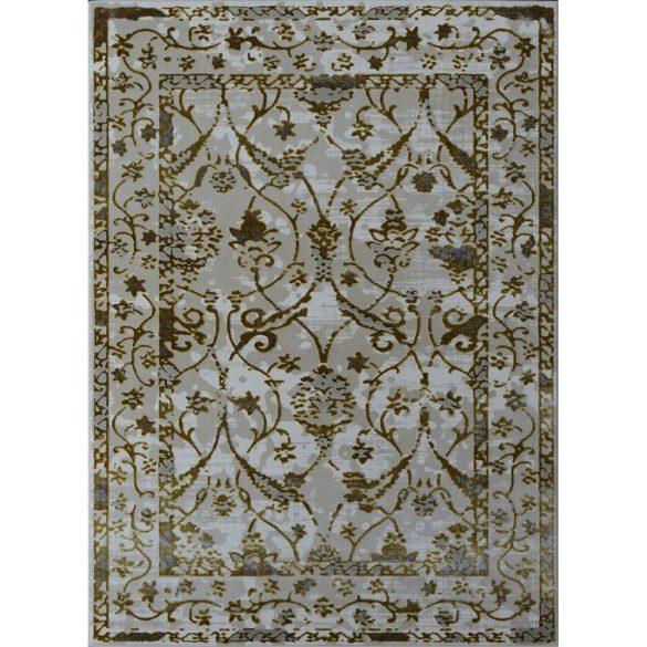 Elite 1160 bézs klasszikus mintás szőnyeg 140x190 cm