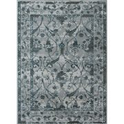 Elite 1160 kék-szürke klasszikus mintás szőnyeg  60x100 cm