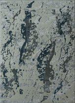 Elite 1165 navy folt mintás szőnyeg 140x190 cm