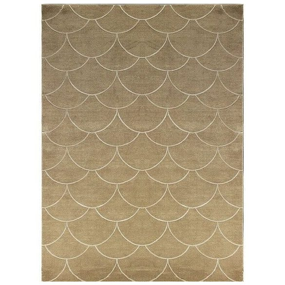 Elite 17390 beige szőnyeg  80x150 cm