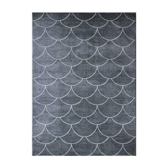 Elite 17390 grey szőnyeg 140x190 cm