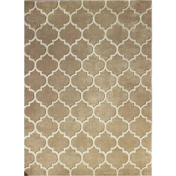 Elite 17391 beige szőnyeg 120x180 cm